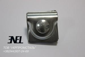 Зажим оцинкованныый универсанльный 7450101
