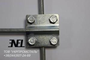 зажим крестовидный универсальный на 3 пластины 7440101