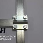 зажим крестовидный универсальный на 3 пластины 7445001