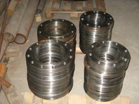 Фланец стальной плоский приварной ГОСТ 12820-80
