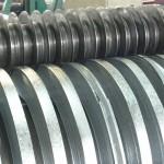 Производство оцинкованной полосы на заводе